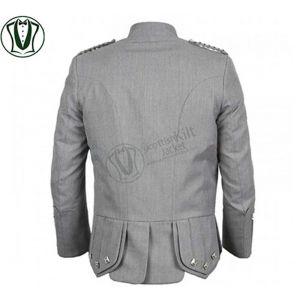 Green Sheriffmuir Kilt Doublet Jacket