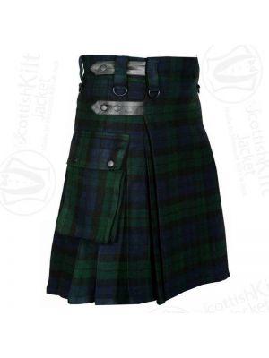 5/8 yard Scottish Tartan Kilt