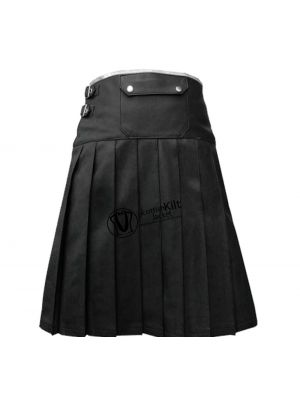 Black Firefighter Black 100% Cotton